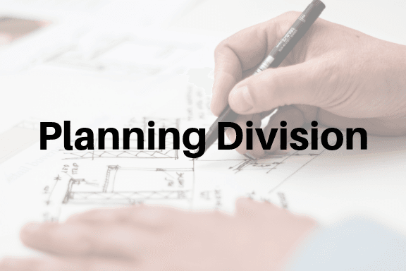 Planning Division